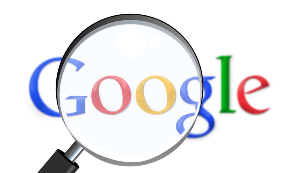 google のイメージ